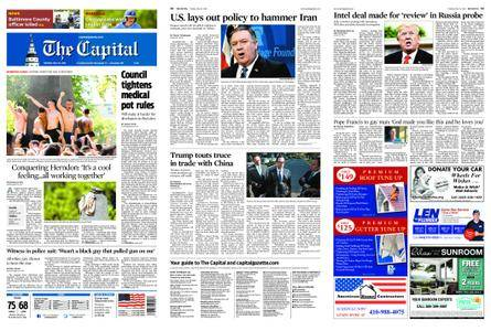 The Capital – May 22, 2018