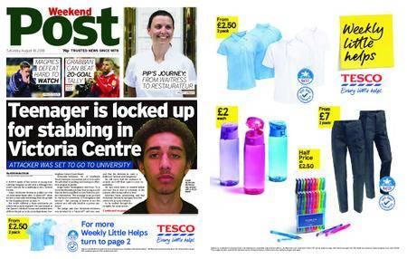 Nottingham Post – August 18, 2018