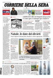 Corriere della Sera – 29 novembre 2020