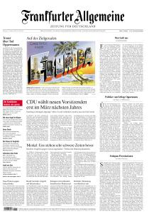 Frankfurter Allgemeine Zeitung - 27 Oktober 2020