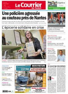 Le Courrier de l'Ouest Cholet – 29 mai 2021
