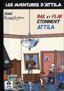 Les Aventures D'Attila 1-5