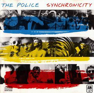 The Police - Synchronicity (1983) {1984, 2nd Japanese pressing, with 11 tracks}