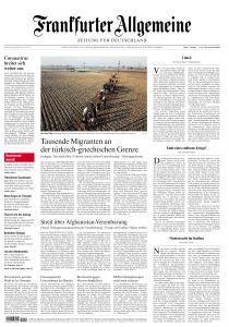 Frankfurter Allgemeine Zeitung - 2 März 2020