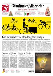 Frankfurter Allgemeine Sonntags Zeitung - 30 Mai 2021