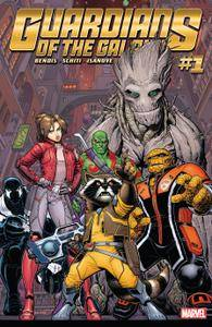 Guardians of the Galaxy 001 2015 Digital