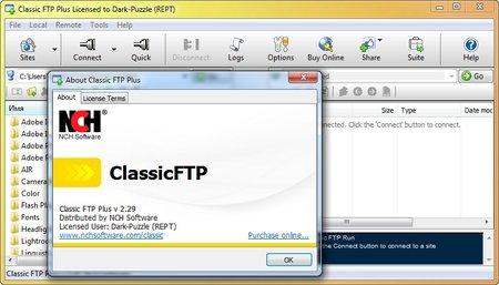 Classic FTP Plus 2.29