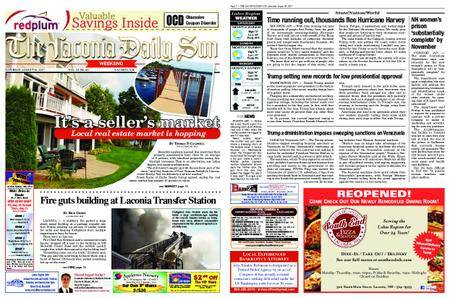 The Laconia Daily Sun – August 26, 2017
