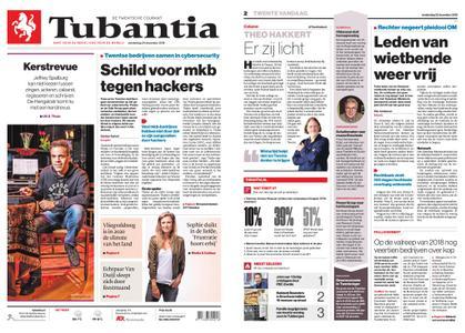 Tubantia - Enschede – 20 december 2018