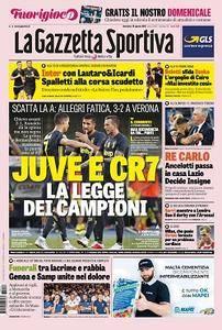 La Gazzetta dello Sport - 19 Agosto 2018