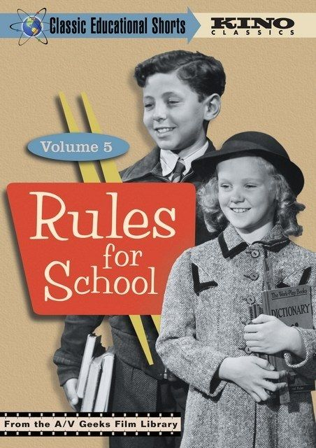 Rules for School (1947-1982)