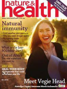 Nature & Health - June - July 2016