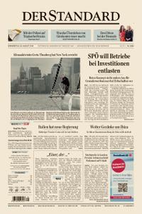 Der Standard – 29. August 2019