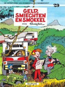 Robbedoes En Kwabbernoot - 29 - Geld, Smiechten En Smokkel