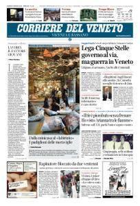 Corriere del Veneto Vicenza e Bassano - 24 Maggio 2018