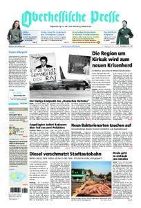 Oberhessische Presse Marburg/Ostkreis - 18. Oktober 2017