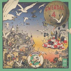 Gwendal - Gwendal 4 (1978) Pathé Marconi EMI/2068-14841 - FR 1st Pressing - LP/FLAC In 24bit/96kHz