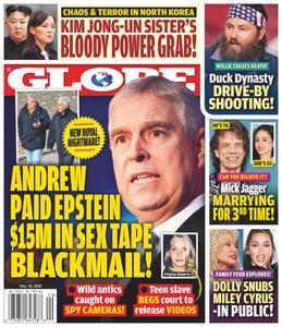 Globe – May 18, 2020