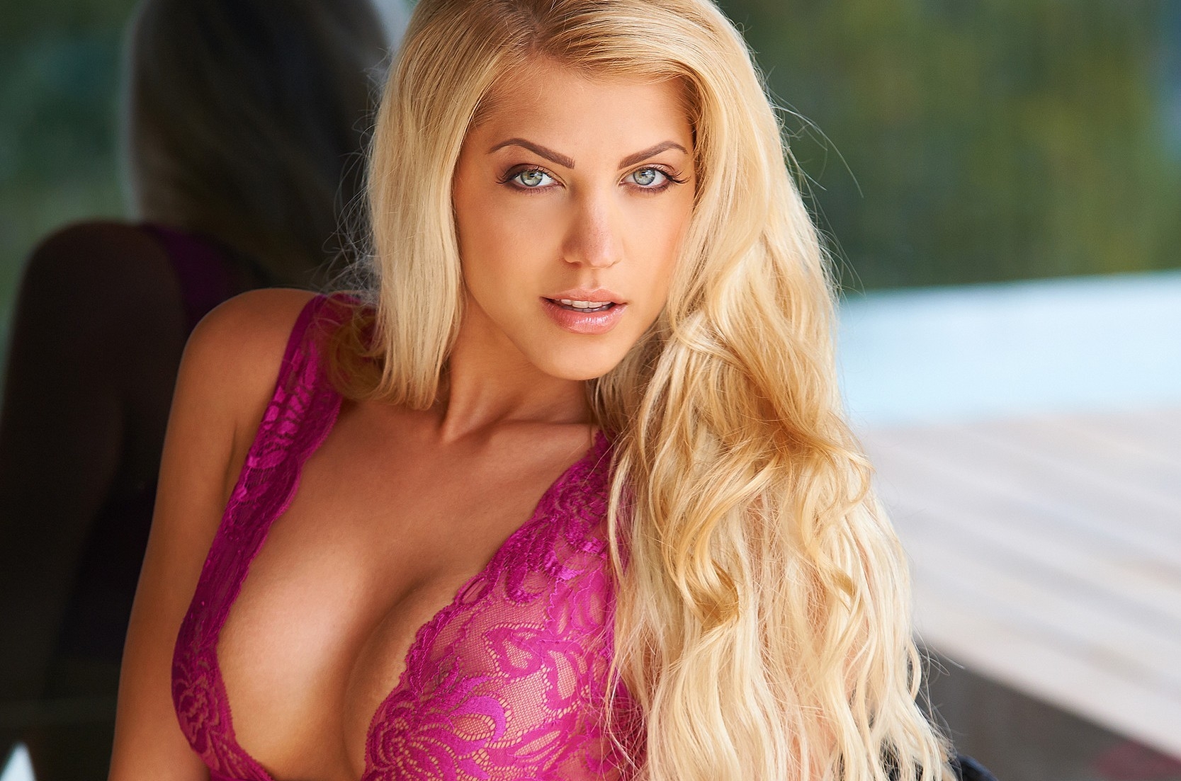 Sarah Nowak - German Playmate of the Month for August 2014