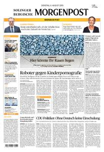 Solinger Morgenpost – 06. August 2019