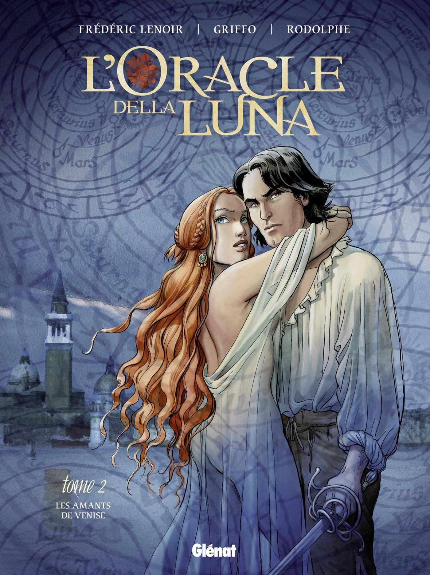 LOracle Della Luna - T02 - Les Amants de Venise