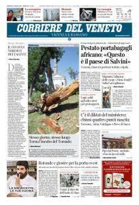 Corriere del Veneto Vicenza e Bassano - 10 Luglio 2018