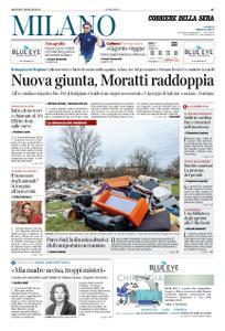 Corriere della Sera Milano – 07 gennaio 2021
