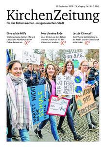 KirchenZeitung für das Bistum Aachen – 22. September 2019