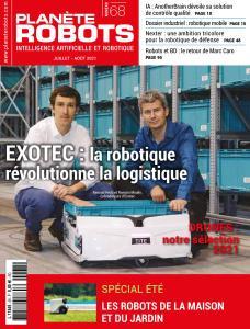 Planète Robots - Juillet-Août 2021