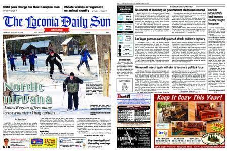 The Laconia Daily Sun – January 20, 2018