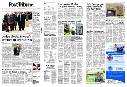 Post-Tribune – January 15, 2019