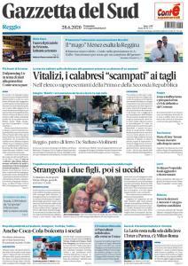 Gazzetta del Sud Reggio Calabria - 28 Giugno 2020
