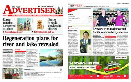 The Herts Advertiser – March 22, 2018