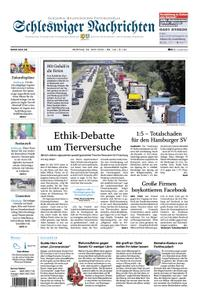 Schleswiger Nachrichten - 29. Juni 2020