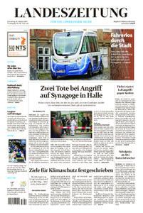 Landeszeitung - 10. Oktober 2019