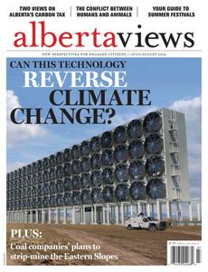 Alberta Views Magazine – July 2019
