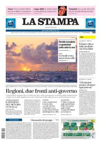La Stampa Torino Provincia e Canavese - 21 Aprile 2020