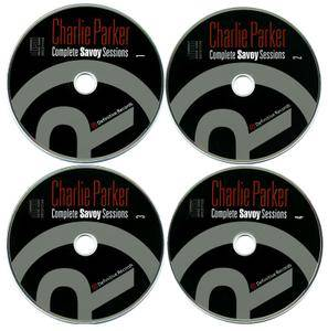 Charlie Parker - Complete Savoy Sessions (1999) {4CD Box Set}
