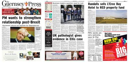 The Guernsey Press – 20 September 2019