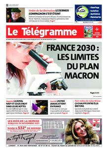 Le Télégramme Auray – 13 octobre 2021