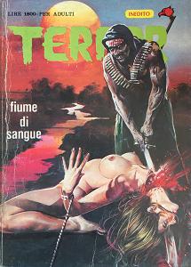 Terror - Volume 187 - Fiume Di Sangue