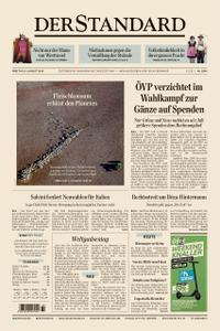 Der Standard – 09. August 2019