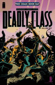 Deadly Class-Killer Set FCBD Special 2019 mv