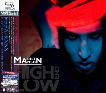 Marilyn Manson - The High End Of Low (2009) [2CD Japanese Edition]