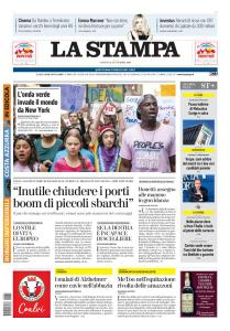 La Stampa - 21 Settembre 2019