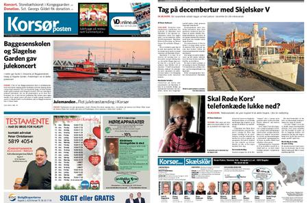 KorsørPosten – 10. december 2019