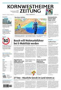 Kornwestheimer Zeitung - 01. September 2017