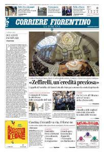 Corriere Fiorentino La Toscana – 19 giugno 2019