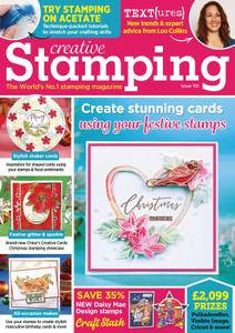 Creative Stamping – October 2021