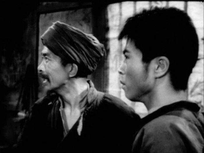 Tu po wu jiang / Break Through the Wu River (1961)